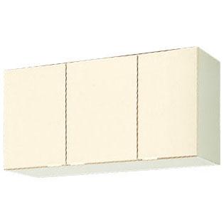 メーカー直送品 LIXIL リクシル セクショナルキッチン 木製キャビネット GKシリーズ 不燃仕様吊戸棚 間口100cm[GK(F・W)-A-100AF(R・L)]高さ50cm
