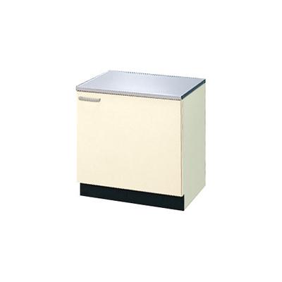 メーカー直送品 LIXIL リクシル セクショナルキッチン 木製キャビネット GKシリーズ コンロ台 間口60cm[GK(F・W)-K-60K(R・L)]