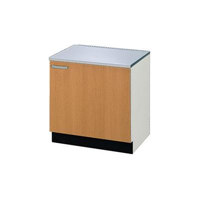 メーカー直送品 LIXIL リクシル セクショナルキッチン 木製キャビネット GSシリーズ コンロ台 間口60cm[GS(M・E)-K-60K(R・L)]