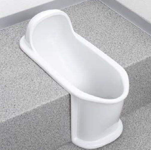 メーカー直送 アサヒ衛陶 非水洗トイレ [C110] エプロン付き両用便器