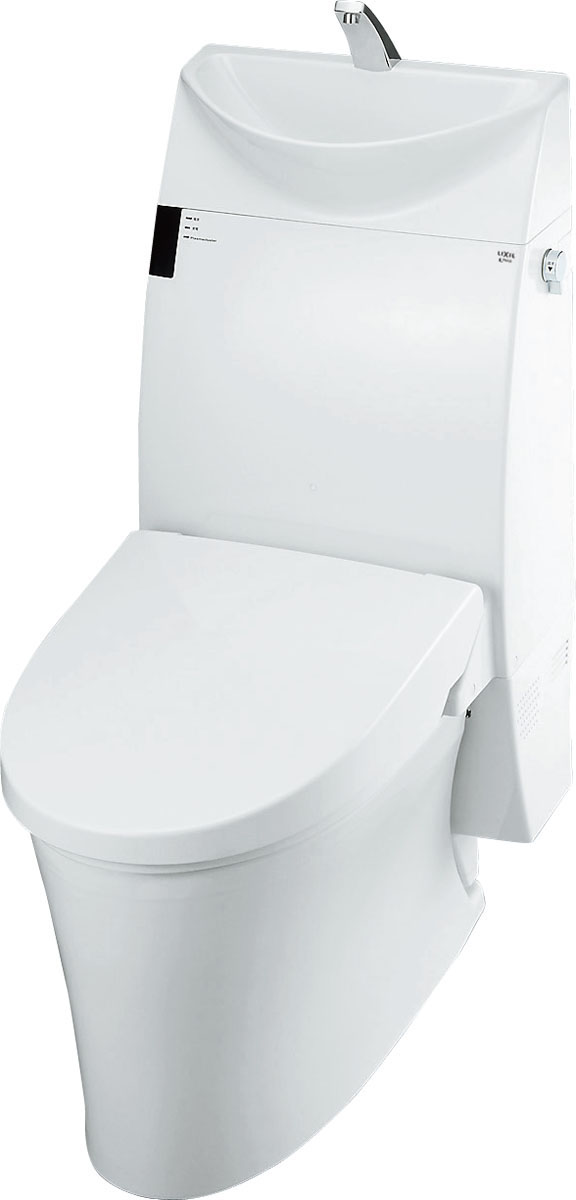 メーカー直送 LIXIL トイレ アステオリトイレ ECO6 AR5グレード 手洗い付 寒冷地[YHBC-A10H***-DT-385JHN***]