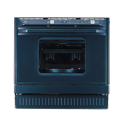 送料無料 パロマ [PCR-500C(LP)] コンベクションオーブン LPG プロパンガス 高速ガスオーブン ブラックタイプ Paloma