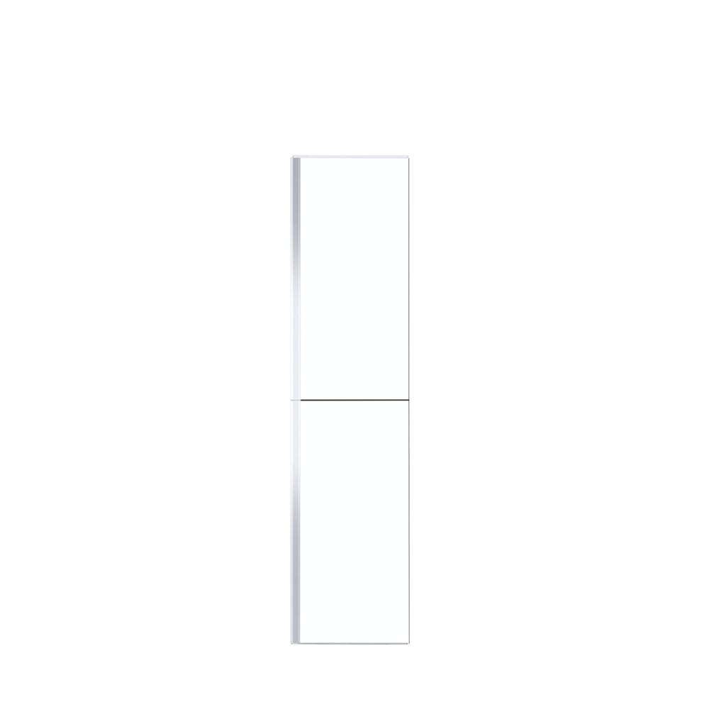 メーカー直送 送料無料 【マイセット】薄型玄関収納 Y4 薄型トールユニット 間口45cm 奥行21cm[Y4-45TT**] 道幅4m未満配送不可