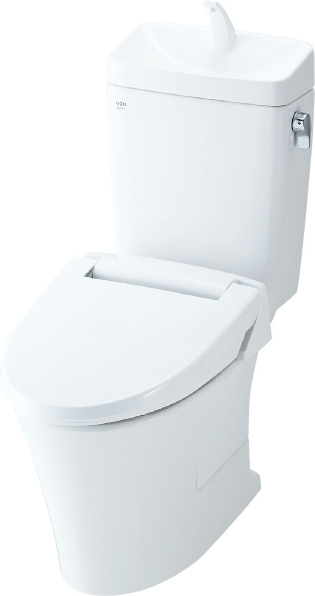 メーカー直送 送料無料 LIXIL INAX トイレ アメージュZ便器(フチレス) 便座なし 手洗い付 寒冷地[BC-ZA10P***-DT-ZA180EPW***]リクシル イナックス