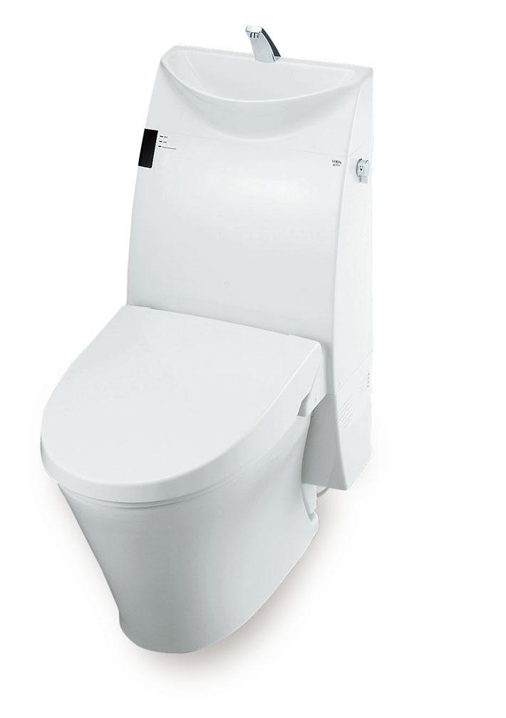 メーカー直送 LIXIL トイレ アステオ 床上排水 ECO6 A6グレード 手洗い付 寒冷地[YBC-A10P***-DT-386JW***]