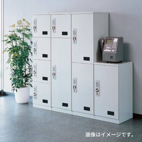 メーカー直送 送料無料 宅配ボックス 新協和 [SK-CBX-X] カーゴボックス デリバリーボックス(テンキーロック式) 材質:鋼板