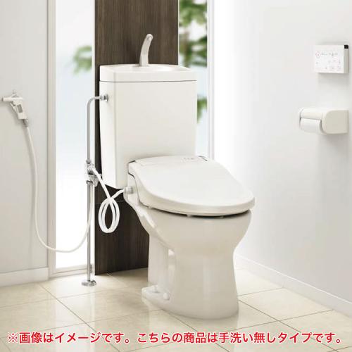 メーカー直送 アサヒ衛陶 簡易水洗トイレ [RMA002I] サンクリーン 手洗無し+壁給水+普通便座セット