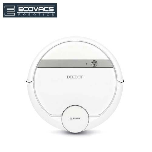 エコバックス 床用ロボット掃除機 DEEBOT 900 [DE5G] 自動で覚えてスマホで連動