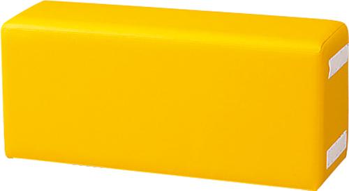 メーカー直送 オモイオ omoioキッズコーナー用品 キッズスクエアーW900ベンチ AK-02-L6349 代引き不可