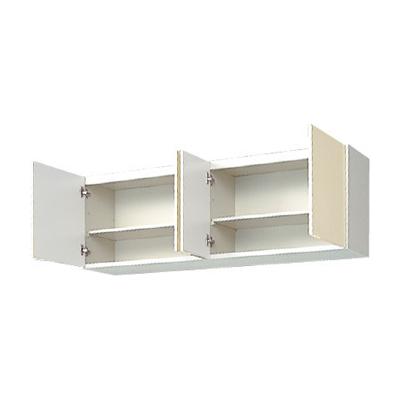 メーカー直送品 LIXIL リクシル セクショナルキッチン 木製キャビネット GKシリーズ 吊戸棚 間口150cm[GK(F・W)-A-150]高さ50cm