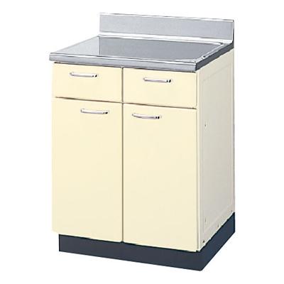 メーカー直送品 LIXIL リクシル セクショナルキッチン HRシリーズ 調理台 間口60cm[HR(I・H)2T-60]