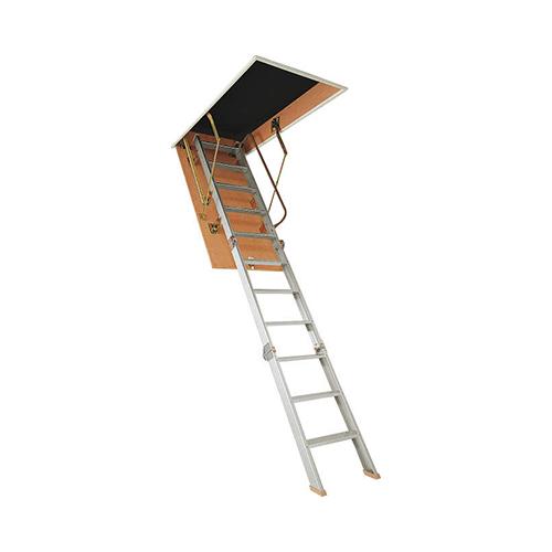 送料無料 大建 天井収納 はしご スライドタラップ 36型アルミ8尺用(2400mm) CQ0326-1 DAIKEN