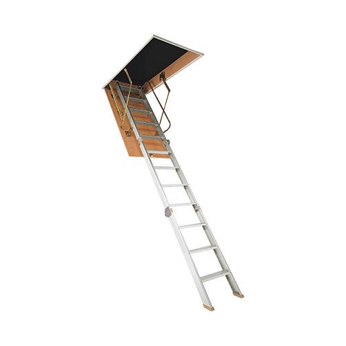 送料無料 大建 天井収納 はしご スライドタラップ 36型アルミ9尺用(2700mm) CQ0326-2 DAIKEN