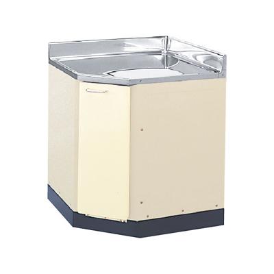 メーカー直送品 LIXIL リクシル セクショナルキッチン HRシリーズ コーナー用調理台 75×75cm[HR(I・H)2C-75]