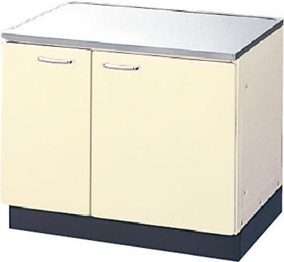メーカー直送品 LIXIL リクシル セクショナルキッチン HRシリーズ コンロ台 間口75cm[HR(I・H)2K-75]