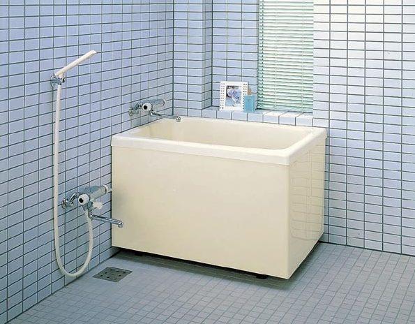 送料無料 【LIXIL】【リクシル】【受注生産につき納期2週間】ポリエック 浴槽和風タイプ バランス釜取付用 [PB-1002BBFL]【INAX】【イナックス】