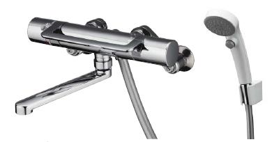 TOTO 浴室用水栓金具 サーモスタットシャワー金具(壁付きタイプ)GGシリーズ[TMGG40QEWZ]