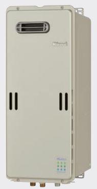 送料無料 ガス給湯器RUX-SE2010W エコジョーズRUX-SE給湯専用タイプ屋外壁掛型 20号リンナイ Rinnai