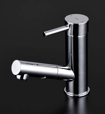 TOTO 台付シングル混合水栓 [TLC32ER] エコシングル ハンドシャワー 洗面 手洗い用 一般地タイプ あす楽