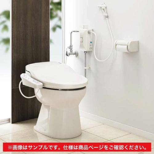 メーカー直送 アサヒ衛陶 簡易水洗トイレ [AF50L130LI] ニューレット 便器+温水洗浄便座セット