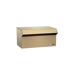 メーカー直送 HSK ポスト 戸建用 ステンレス ポスト [600-AM] ハッピー金属