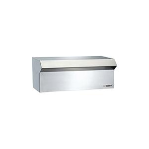 メーカー直送 HSK ポスト 戸建用 ステンレス ポスト [605] ハッピー金属