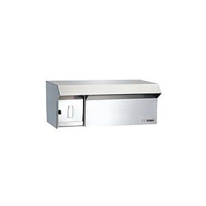 メーカー直送 HSK ポスト 戸建用 ステンレス ポスト [620] ハッピー金属