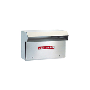 メーカー直送 HSK ポスト 戸建用 ステンレス ポスト [640] ハッピー金属