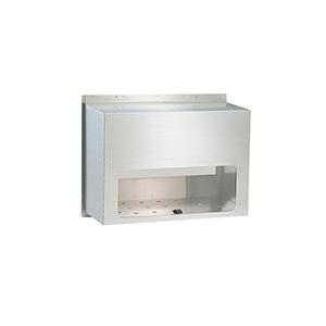 メーカー直送 HSK ポスト 戸建用 ステンレス ポスト [670] ハッピー金属