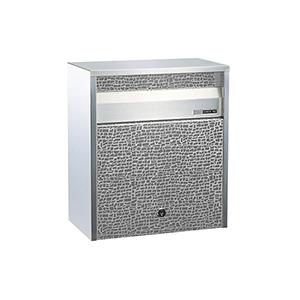 メーカー直送 HSK ポスト 戸建用 ステンレス ポスト [680-ET] ハッピー金属