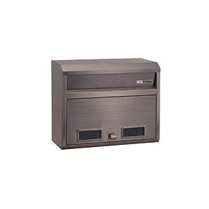 HSK ステンレス 戸建用 ハッピー金属 ポスト [681-AM] ポスト