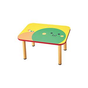 メーカー直送 オモイオ omoio子供用テーブル キャタピーテーブルS AS-031 代引き不可