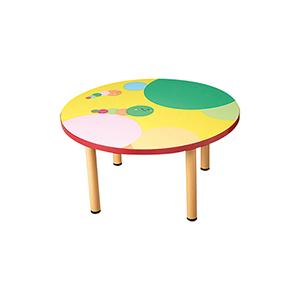 メーカー直送 オモイオ omoio子供用テーブル キャタピーテーブルR AS-032 代引き不可