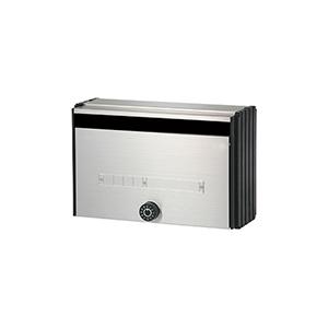 メーカー直送 HSK ポスト 集合住宅用 コンポスポスト 薄型タイプ [CP-101W] ハッピー金属