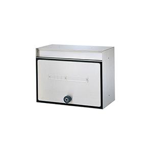 メーカー直送 HSK ポスト 集合住宅用 コンポスポスト 薄型タイプ [CP-105] ハッピー金属