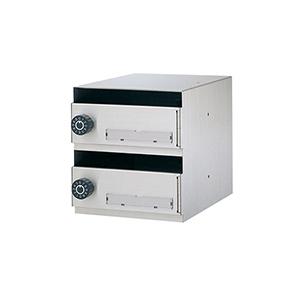 メーカー直送 HSK ポスト 集合住宅用 コンポスポスト 深型タイプ [CP-200] ハッピー金属