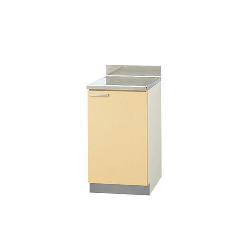 メーカー直送 セクショナルキッチン 木キャビキッチン さくら 調理台 [K**-45C(R・L)] 間口45cm クリナップ