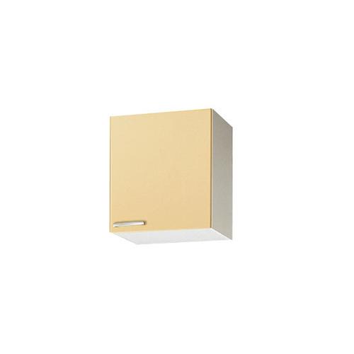 メーカー直送 セクショナルキッチン 木キャビキッチン さくら ショート吊戸棚(不燃仕様) [WK**-45F(R・L)] 間口45cm クリナップ