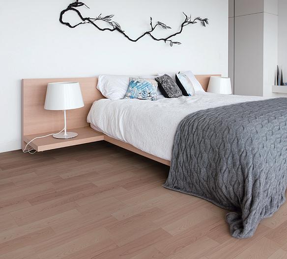 【イクタ】床材 銘木フロアーMAX ハードタイプ 床暖対応 6枚入り 3.3 1X6 2P 横Vミゾ付 ブラックチェリー[C-132H]