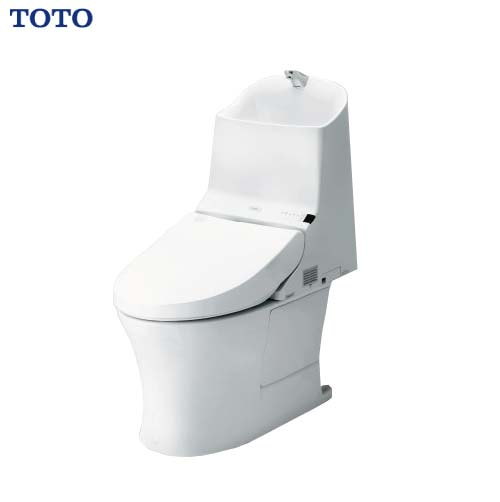 【欠品中 納期約4週間】メーカー直送 トイレ ウォシュレット一体型便器 TOTO GG1-800 [CES9314L***] 床排水 排水心:200mm タンク式トイレ