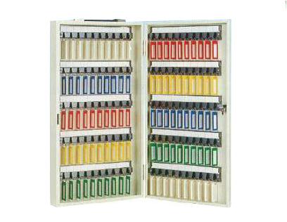 タチバナ製作所Ci-100 キーボックス Cタイプ携帯・壁掛兼用 アイボリー色 鍵100本用