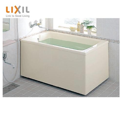 メーカー直送 送料無料 LIXIL 浴槽 ポリエック [PB-1112BL/L11(左排水) PB-1112BR/L11(右排水)] 1100サイズ 和洋折衷タイプ 2方半エプロン