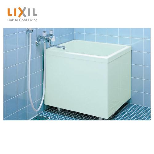 メーカー直送 送料無料 LIXIL 浴槽 ボリーナ [PB-762CSM/410]760サイズ 和風タイプ 3方全エプロン 巻フタ付 リクシル