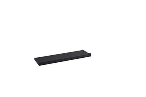 メーカー直送 クリナップ [SAP-43SSB] 交換用スタイルシェルフ棚板 ブラック 間口43cm W60xD14.1xH5.9cm