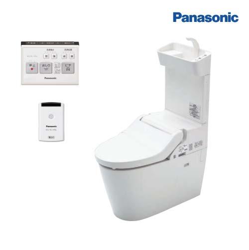 【欠品中 納期未定】 送料無料 パナソニック トイレ NEWアラウーノV 手洗い付き V専用トワレ新S3 床排水タイプ 標準タイプ[XCH3013WST] Panasonic