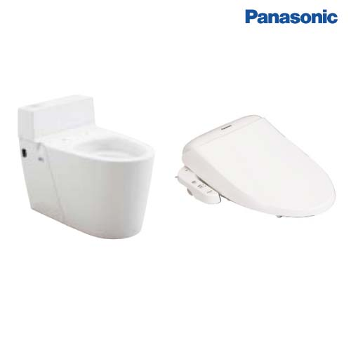 【欠品中 納期未定】 送料無料 パナソニック トイレ NEWアラウーノV 手洗いなし 暖房便座 床排水タイプ リフォームタイプ[XCH3018RWS] Panasonic
