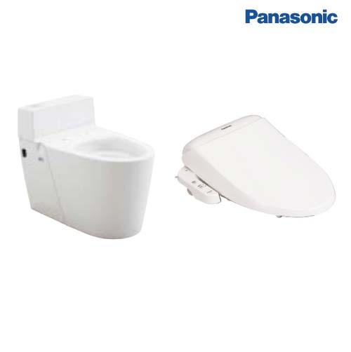【欠品中 納期未定】 送料無料 パナソニック トイレ NEWアラウーノV 手洗いなし 暖房便座 床排水タイプ 標準タイプ[XCH3018WS] Panasonic