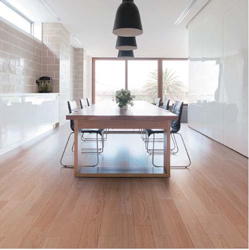 【イクタ】床材 銘木フロアーST 床暖対応 6枚入り 3.3 1X6 3P 横Vミゾ付 ブラックチェリー[C-033S]