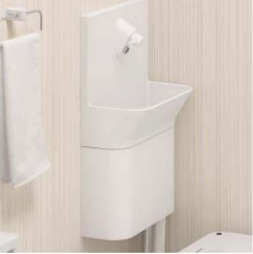 アラウーノ専用手洗い コーナータイプ [CH110TSKK] 標準タイプ 床排水 壁排水 手動水栓