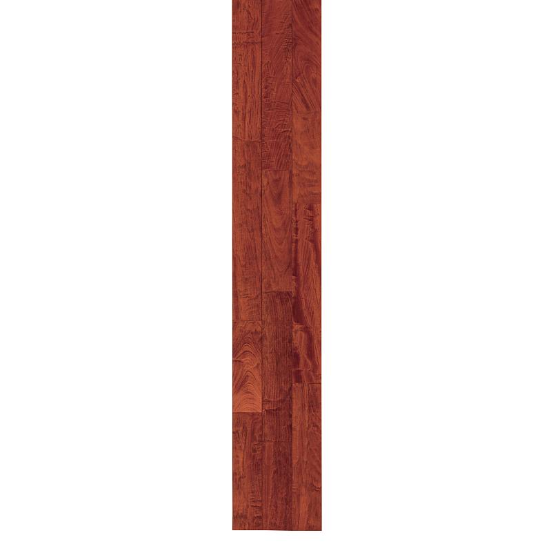 【イクタ】床材 和モダンフロアー JMAX ハードタイプ 床暖対応 6枚入り 3.3 1X6 3P 天然銘木 茜色(あかねいろ)[JX-034]